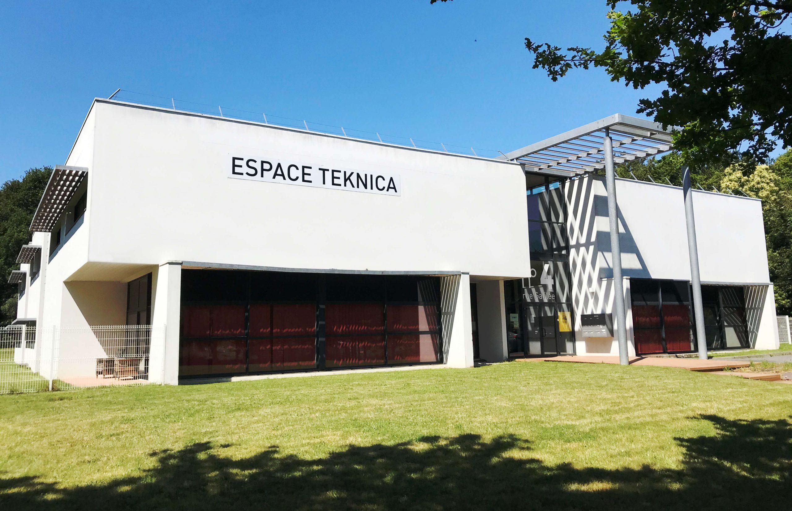 Espace Teknica bureau HEXAMECA
