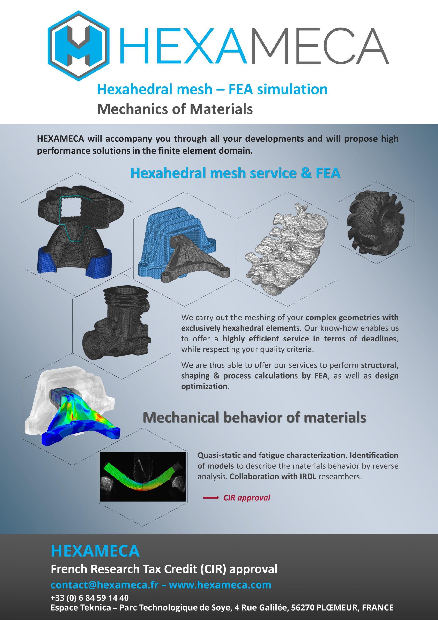 HEXAMECA brochure